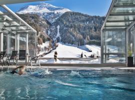 Hotel Nassereinerhof, Sankt Anton am Arlberg