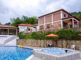 Hotel La Montaña San Gil, San Gil