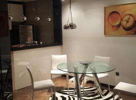 Luxury Central Apartment., 斯科普里