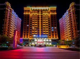 Jinshilongmuwan Hotspring Hotel, Jingpeng