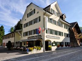 Gasthaus Skiklub, Andermatt
