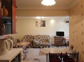Apartment on Koxbaci 2a, Yerevan