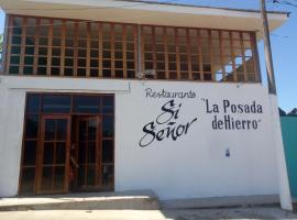 Posada de Hierro, Tarapoto