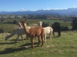 Falcon's Rise Alpaca Farm, 伦威克