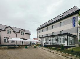 Iceberg House, Lobnya