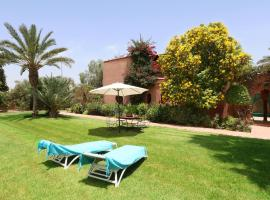 Villa Maycha by location marrakech, Марракеш