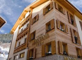 Hotel Montana, Sankt Anton am Arlberg