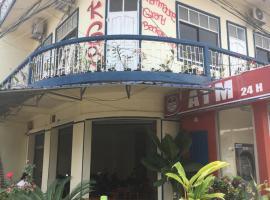 K.G.B. guesthouse, Thakhek