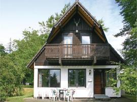 Three-Bedroom Holiday Home in Frankenau, Frankenau