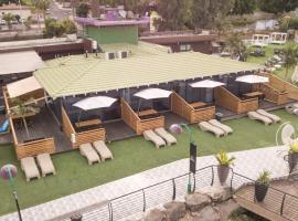 Cocohut Resort, Тверия