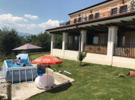 Villa Katerina, Garmen