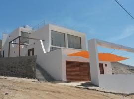 Casa de playa Tortugas, Tortuga