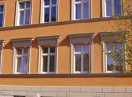 Apartment- und Zimmervermietung am Park