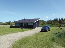 Three-Bedroom Holiday home Hurup Thy with a Fireplace 06, Sindrup