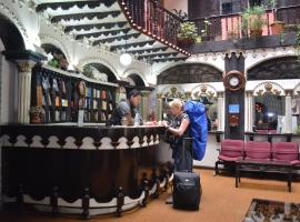 Hostal Juana de Arco, Quito