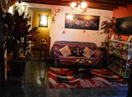 Paucartambo Wasichay, Cuzco