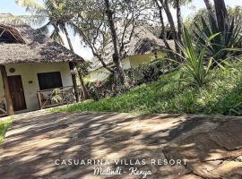 Casuarina Villas Resort, Malindi