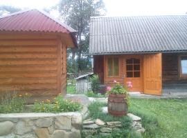 Starovitska Hata, Verkhovyna