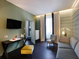 Stendhal Luxury Suites, Rzym