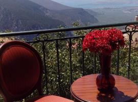 Apollonia Hotel, Delfoi