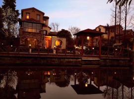 Qingchengshanxia Deluxe Hot Spring Villa, Dujiangyan