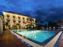 Kheang Oudom Hotel, Moŭng Rœssei