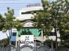 Hotel Media, Cox's Bazar