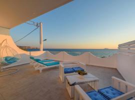 Aristodimos Luxury Suite, Kalamaki