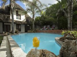 Out of Africa Guesthouse, Otjiwarongo