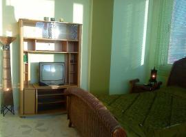 Villa Paradise in Magawish, 赫尔格达