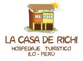 La Casa de Richi, Ilo