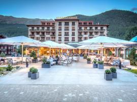Grand Hotel Zermatterhof, Zermatt