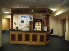 Hotel Westa, Riga