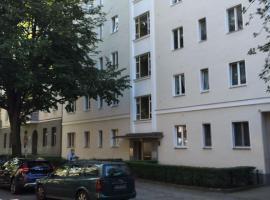 Leichter Apartment Frankenstraße