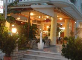 Hotel Spiros, Ammoudiá