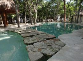 Tropical Paradise Apartment, Puerto Morelos