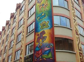 Hotel Nuevo Sol, La Paz