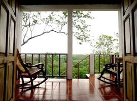 Breezy and Relaxing Cabin, Las Delicias