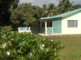 Sharmas Home, Раратонга