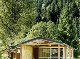 Camping les Marmottes, Chamonix-Mont-Blanc