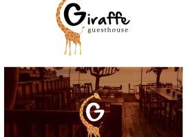 Maputo Giraffe House, Maputo