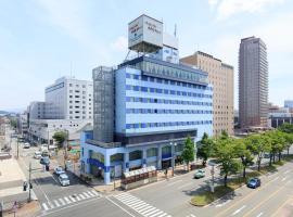 Hotel Pearl City Akita Kanto-Odori, Акита