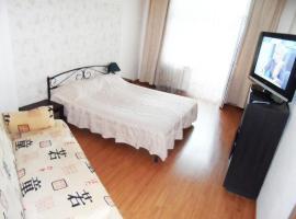 Apartment on Skorykovskyi Lane 4, Dnepropetrovsk