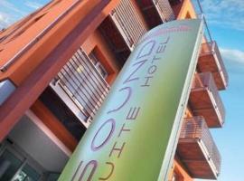 Sound Suite Hotel, Riccione