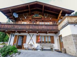 Hütte Thaler, Fügen