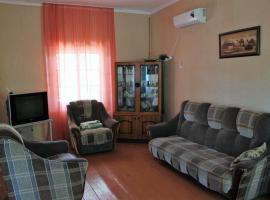 Vacation home on Molodezhnaya, Lidzava