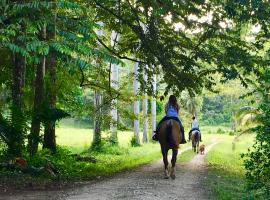 Mountain Equestrian Trails, San Ignacio