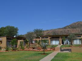 Manor Hills Guest Lodge, Rustenburg