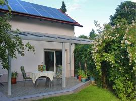 Spacious Holiday Home near Frankenfelde with private Garden