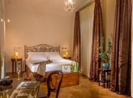Hotel Locarno, Rzym